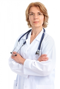 a picture of a doctor