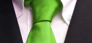 picture of a green tie