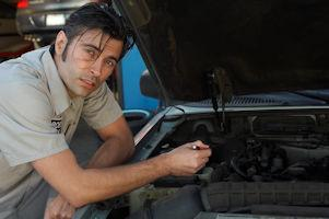 man mechanic