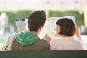 map couple