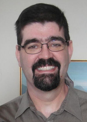 A Picture of Pastor Tim Davis of Cybersalt