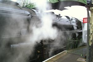 train steam