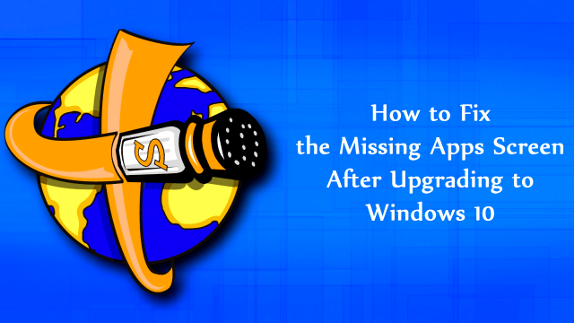 Computer Tutorials How to solve missing apps Windows 10