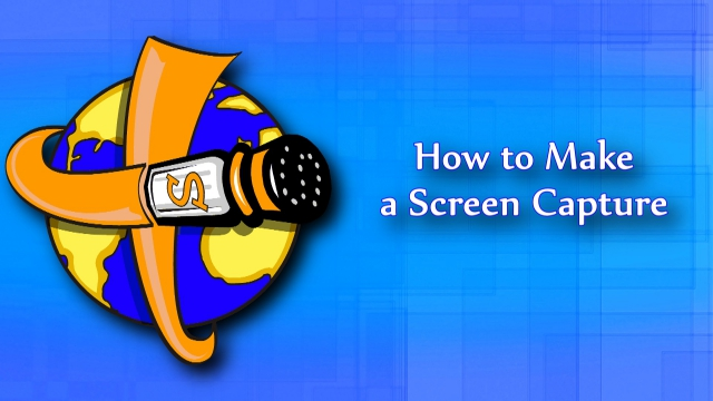 how to make a screenshot