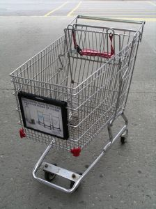 picture of a shopping cart