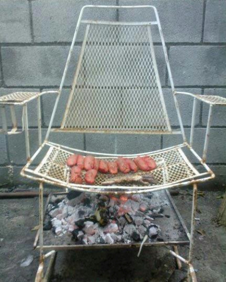 funny BBQ picture