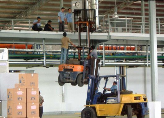 Funny Pictures of Fork Lift Work Safety