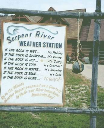 Funny Pictures of Weather Station